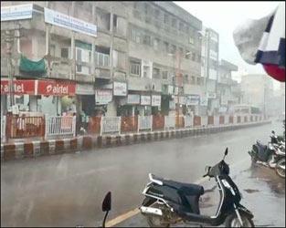 પાંચ દિવસ રાજયમાં સામાન્ય વરસાદની આગાહી : સપ્ટેમ્બરના અંત સુધીમાં ચોમાસુ વિદાય લઈ શકે