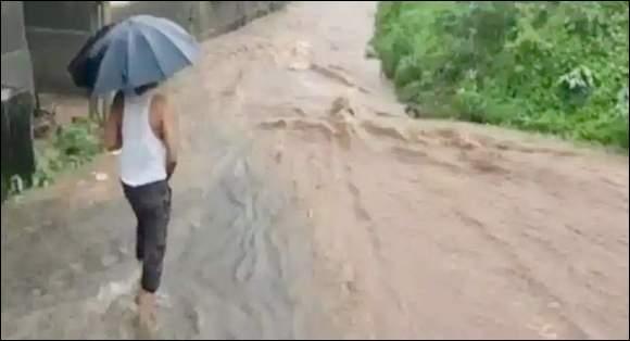 સમગ્ર ગુજરાતમાં આજે સતત બીજા દિવસે વરસાદનો વિરામઃ 24 કલાકમાં માત્ર 27 તાલુકામાં હળવો વરસાદ વરસ્યો