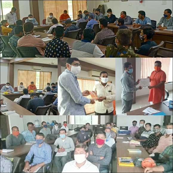 વિરમગામ ખાતે સ્વામી વિવેકાનંદ ગુજરાત રાજ્ય યુવા બોર્ડની બેઠક યોજાઈ