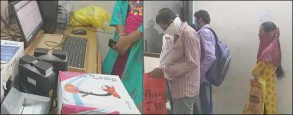 રાજપીપળા શહેરમાં આધાર કાર્ડની કામગીરીના કેન્દ્રો વધારવા માંગ : ધક્કે ચઢતા લોકોમાં રોષ