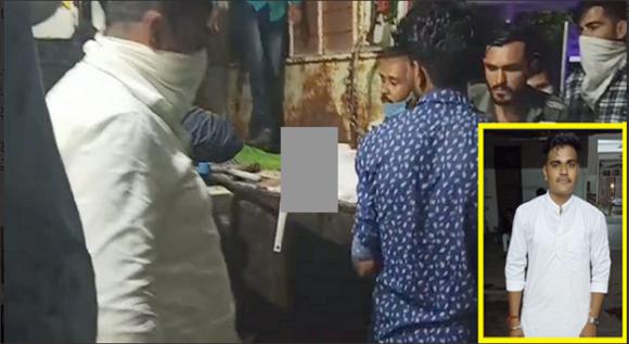 કાંકરેજના મોટાજામપુર ગામે ગોબર ગેસ પ્લાન્ટમાં ગેસ ગળતર: સફાઈ કરવા ગયેલ બે લોકોના મોત