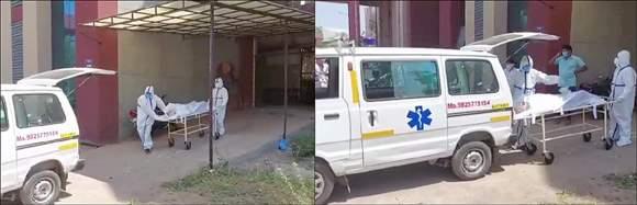 રાજપીપળા કોવિડ હોસ્પિટલમાં વધુ એક કોરોના ગ્રસ્ત આધેડ પુરુષનું મોત : નવા રાઉન્ડમાં ચારના મોત થયા