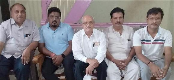 રાજપીપળા ખાતે અખિલ ભારતીય ગ્રાહક પંચાયતની બેઠકમાં કોરોનાની ત્રીજી લહેર બાબતે ચર્ચા કરવામાં આવી