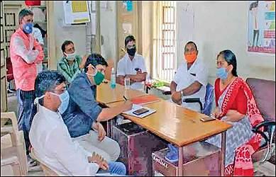 ગાંધીનગર મહાનગરપાલિકા વિસ્તારમાં કચેરીમાં સમય પર ન આવતા કર્મચારીઓ વિરુદ્ધ કડક કાર્યવાહીનો આદેશ આપવામાં આવ્યો