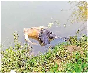 મેઘરાજની વાત્રક નદીમાં ચેકડેમમાં ન્હાવા જવું શખ્સને ભારે પડ્યું:પગ લપસી જતા યુવકનું મૃત્યુ: મૃતદેહની શોધખોળ શરૂ