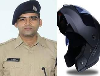 અમદાવાદ ગ્રામ્ય પોલીસને ફરજિયાત હેલ્મેટ પહેરવું પડશે બે વખત હેલ્મેટ વગર પકડાશે તો શિક્ષાત્મક કાર્યવાહી કરાશે