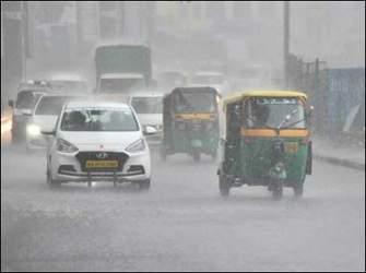 આગામી ચાર દિવસ રાજ્યમાં તોફાની પવન ફુંકાશે : ભારે વરસાદની આગાહી
