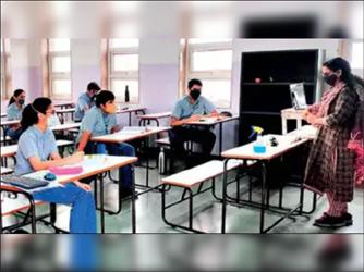 વિદ્યાર્થીઓ તૈયાર થઈ જાઓઃ ધોરણ ૧થી ૮ના વર્ગો શરૂ કરવા તૈયારી