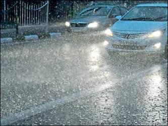 રાજ્યમાં છેલ્લા 24 કલાકમાં 28 જિલ્લાના 122 તાલુકાઓમાં વરસાદ :ડોલવણ અને બારડોલીમાં સવા ઇંચ , સાપુતારા ,આહવામાં એક ઇંચ