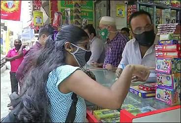 અરવલ્લી જિલ્લામાં ખરાબ ગુણવત્તાવાળો ખાદ્ય પદાર્થનો જથ્થો  વેંચતા  38 વેપારીઓને વિરુદ્ધ ગુનો દાખલ