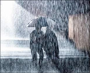રાજ્યમાં ભારે વરસાદની આગાહી :  6 જિલ્લામાં ઓરેન્જ  અને 20 જિલ્લામાં યલો એલર્ટ જાહેર